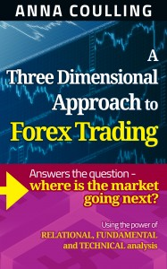 A Three Dimensional Approach to Forex Trading book cover design 3e
