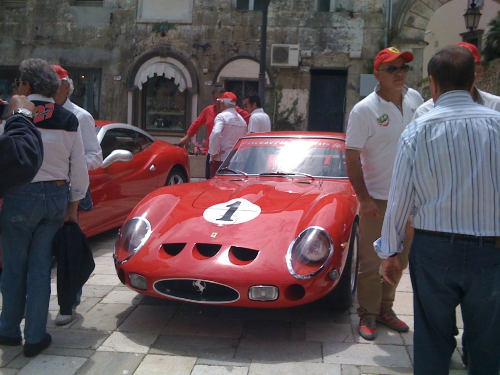 The GREATEST of them all - the Ferrari 250 GTO